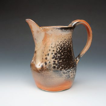 West Fork Studio Leopard Spot Pitcher By Mimi Booth